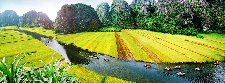 Tam Coc - Lua Viet Tours