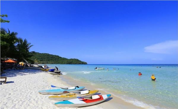 Ile d'émeraude de Phu Quoc